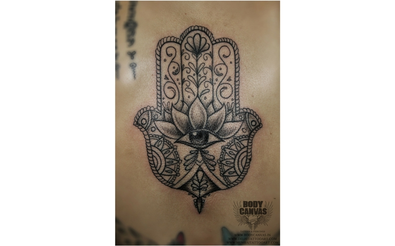 Best Tattoo Parlour In Mumbai